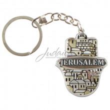 "Брелок ""Иерусалим"" J1578"