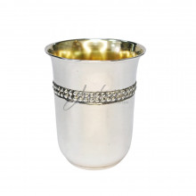 Бокал для кидуша SIL-11 серебро 925
