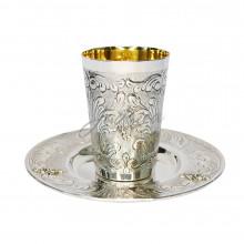 Бокал для кидуша SIL-12 серебро 925