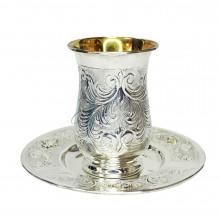 Бокал для кидуша SIL-07 серебро 925