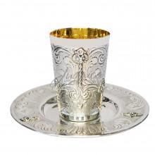 Бокал для кидуша SIL-01 серебро 925