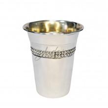 Бокал для кидуша SIL-10 серебро 925