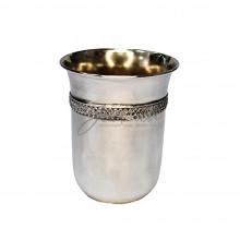 Бокал для кидуша SIL-09 серебро 925