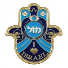 """Магнит """"I love Israel"""""""