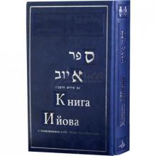 Книга Ийова